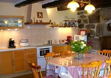 Prestations et fournitures disponibles au Gite Aveyron l'Epilobe